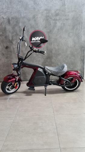 Imagem 1 de 5 de Wayy M8 2000w Moto Elétrica