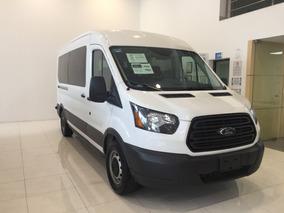Ford Transit Jumbo Pasajeros
