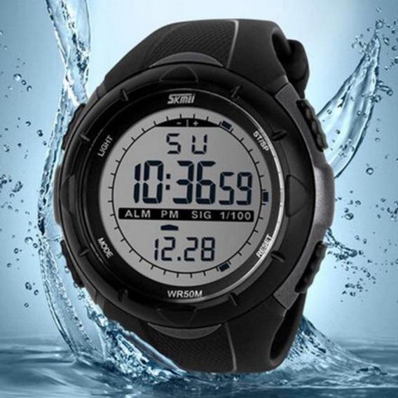 Relógio Masculino Skmei Digital 1025a Frete Gratis