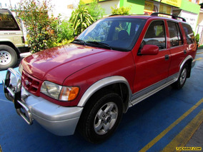Kia Grand Sportage 2.0 Mt 2000cc