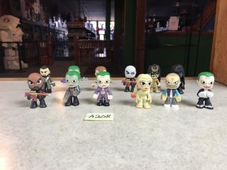 Funko Mystery Minis Dc Suicide Squad 3 Minifiguras