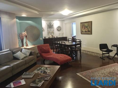 Imagem 1 de 15 de Apartamento - Higienópolis  - Sp - 633485