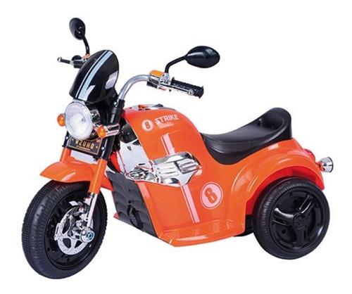 Moto A Bateria 3 Ruedas Infantil 20kg 6v Love 3004