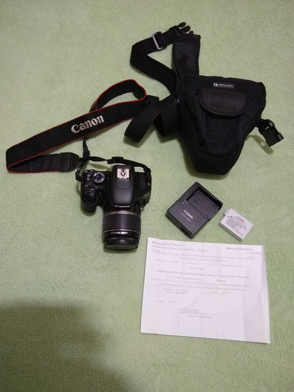Câmera Canon T21+ 18 55mm