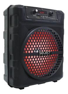 Nuevo Bafle Amplificado 8 Pulgadas Select Sound Tws 2500 W