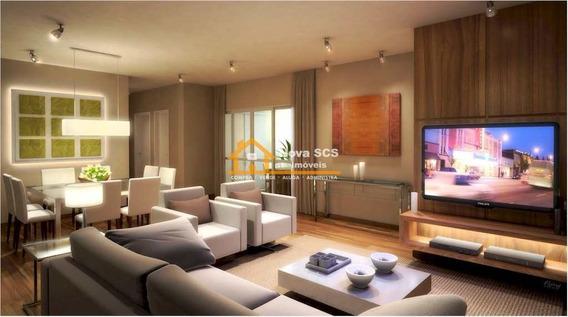 Apto Novo 3 Suites, Barcelona, Scs, R$ 836 Mil, Cód: 491 - V491