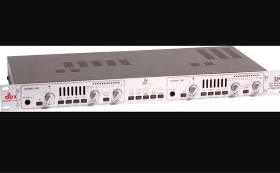 Pre Amplificador Dbx 386