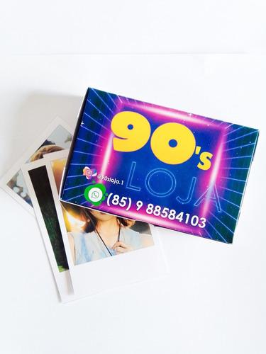 Kit Com 16 Fotos Polaroid