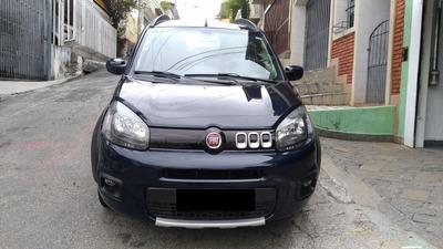 Fiat Uno 1.4 Way Flex 5p 2016 Completo