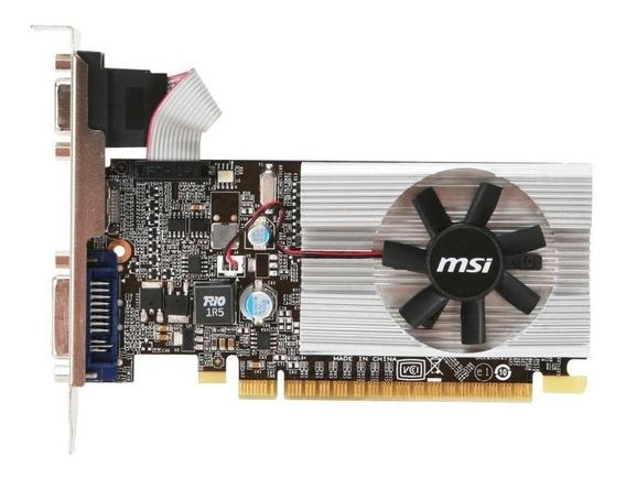Placa De Video Nvidia Msi Geforce N210 1gb Palermo