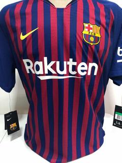 Camisa Nike Barcelona I Versão Jogador Original 2018/2019
