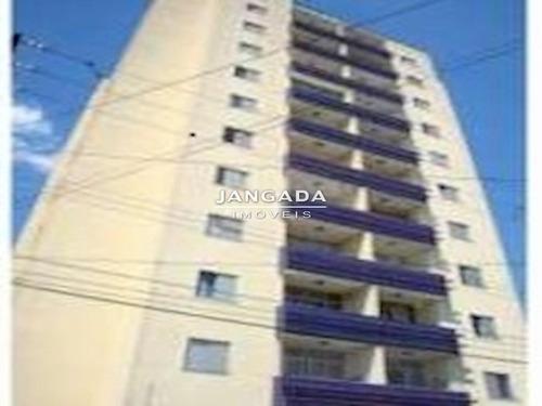 Apartamento 02 Dormitorios E 02 Vagas No Jaguaribe Edificio Roma - 11359