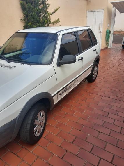 Fiat Uno 2012/13 Fire Way 1.0 4p