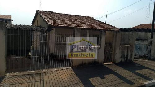 Casa Com 2 Dormitórios À Venda, 69 M² - Vila Valle - Sumaré/sp - Ca4064