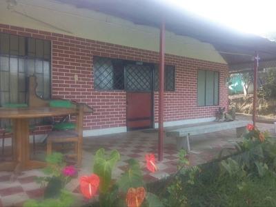 Bonita Finca San Bernardo Cund 5 Min Centro 7500 M2 Arbelaez