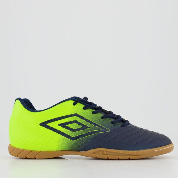 Chuteira Umbro Fifty Iii Futsal Marinho