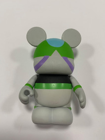Buzz Color Block Serie (toy Story) - Vinylmation By Disney