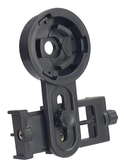 Adaptador Suporte Regulável Luneta Telescópio Para Celular