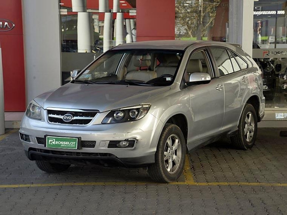 Byd S6 Glxi 2.0 2014