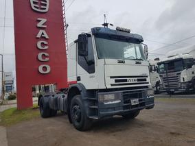 Iveco Cavallino Tractor 320 Hp Entrega+cuotas Zaccocamiones