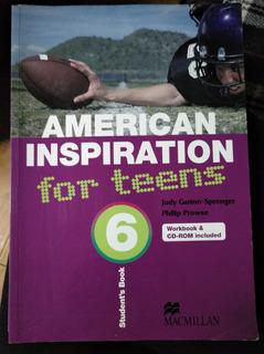 American Inspiration For Teens: 6. Editorial: Macmillan