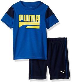 Conjunto Puma - 24 Meses - 21185488 12x