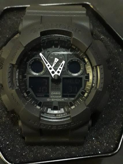 Relogio Casio G Shock Ga-100-1a1