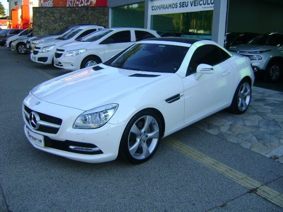 Mercedes-benz Slk 250 1.8 Cgi 16v Turbo Gasolina 2p
