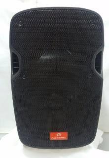 Parlante Bafle Amplificado 8 Con Bateria Y Microfono Blue