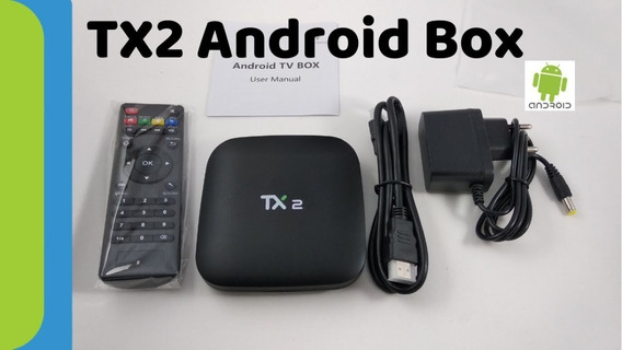 Media Streaming Tx2 3 Gb De Ram 32 Gb De Rom C/ Bluetooth