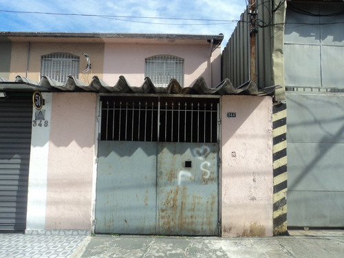 Locação - Sobrado - Residencial - Jardim Caravelas São Paulo/sp - Rr4593