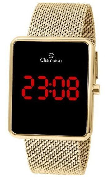 Relógio De Pulso Champion Digital Ch40080v