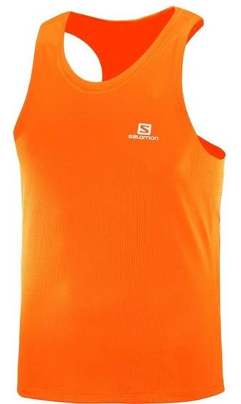 Musculosa Salomon - Hombre - Xa Lite Ultra Tank - Running