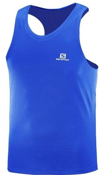 Musculosa Hombre - Salomon - Xa Lite Ultra Tank - Running