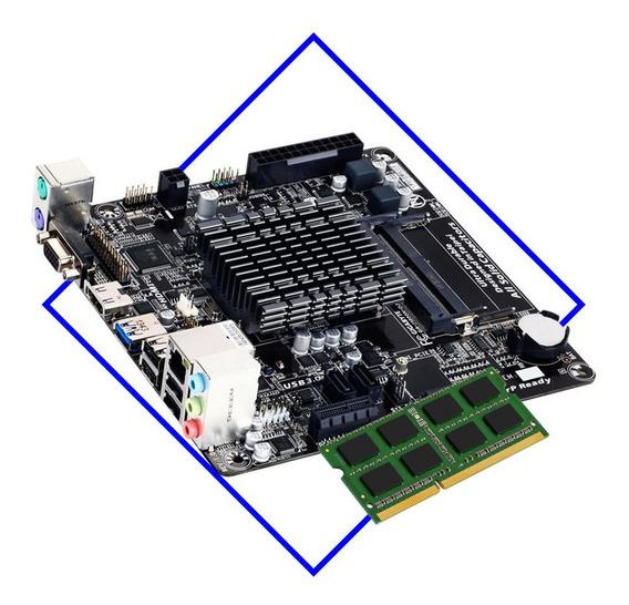 Actualización Combo Intel Mother + E6010n + 4gb Ddr3