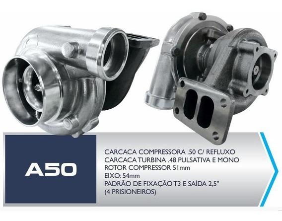Turbina Auto Avionics A50 .50 X .48 Pulsativo