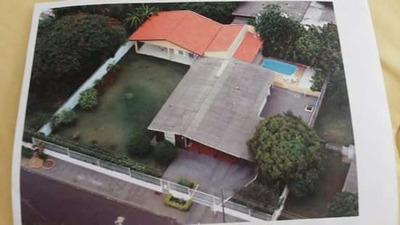 Casa Mista Com Ampla E Linda Área De Lazer: 900m2.