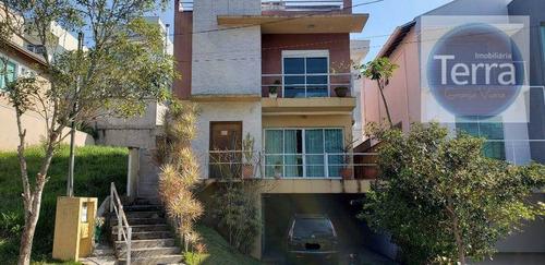Imagem 1 de 26 de Casa Com 4 Dormitórios À Venda - Palm Hills - Granja Viana - Ca2475