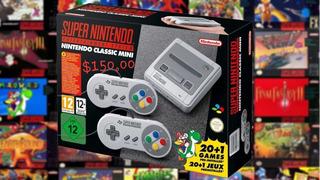 Super Nintendo Europea Mini Original 21 Juegos