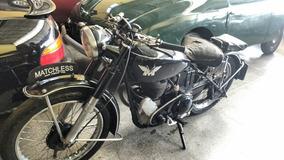 Matchlees 500ccano 1948 Norton Nsu Bmw Indian Java Antiga Cu