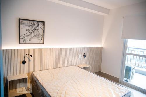 Apartamento Para Aluguel - Belém, 1 Quarto,  34 - 893336375