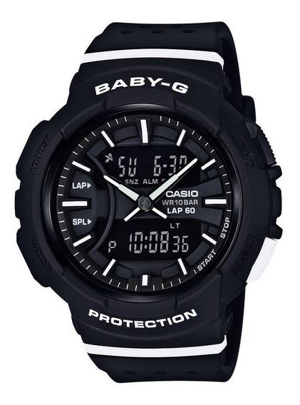 Casio Baby-g Bga-240 Reloj De Dos Tonos Deportivo Corredores