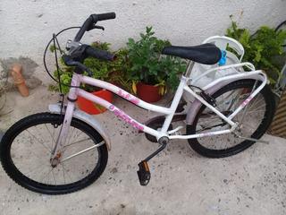 Bicicleta Para Nena