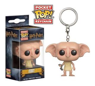 Funko Pop! Vinyl Figura Dobby Harry Potter Elfo Keychain