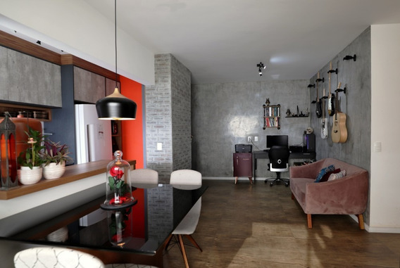 Lindo Apartamento 77m + 2 Dormitórios + Suite + 2 Vagas
