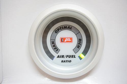 Reloj Mezcla Aire Y Combustible Wh Autogauge  - Biocartuning