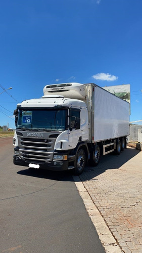 Scania P310 B8x2 Bitruck