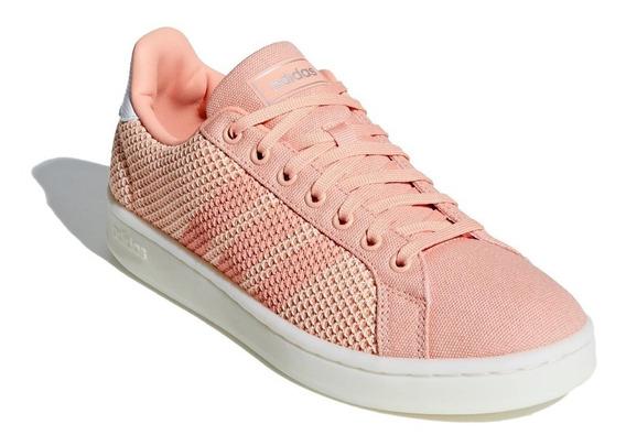 adidas Zapatillas Lifestyle Mujer Grand Court Rosa