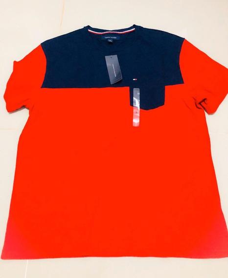 Camiseta Tommy Vermelha