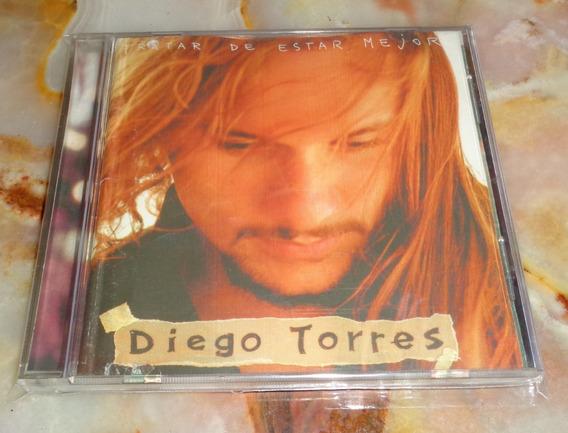 Diego Torres - Tratar De Estar Mejor - Cd Arg.